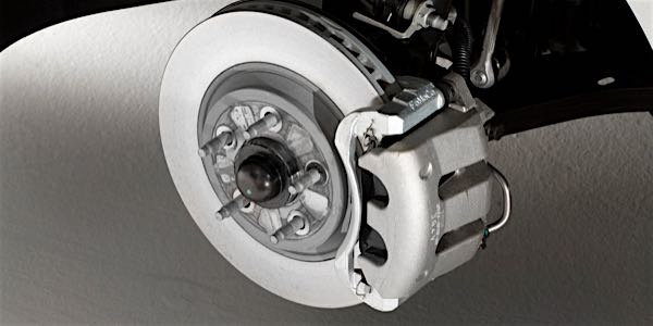 ford mustang brake job featured