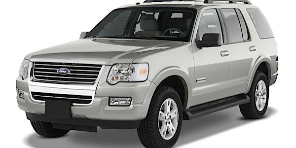 Brake Job: 2002-2010 Ford Explorer
