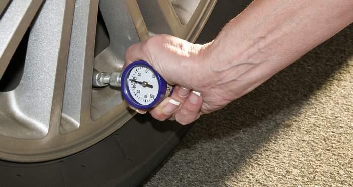 Toyota Tire Pressure