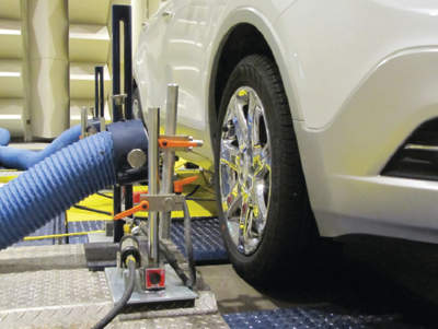 Brake Dynometer NVH test