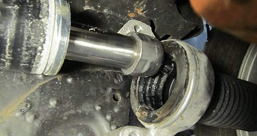 Chevrolet steering rack Feature