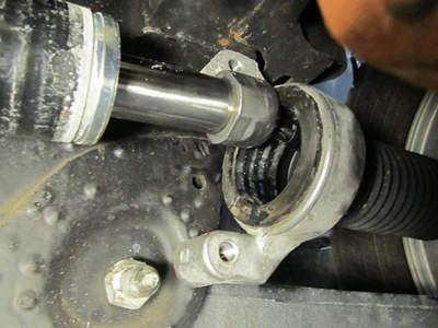 Chevy Steering Rack 3