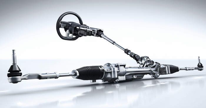 Electric Power Steering: Past, Present and Future
