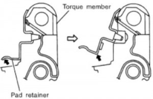 Brakes > Front Disc Brake > Removal And Installation Of Brake Pa