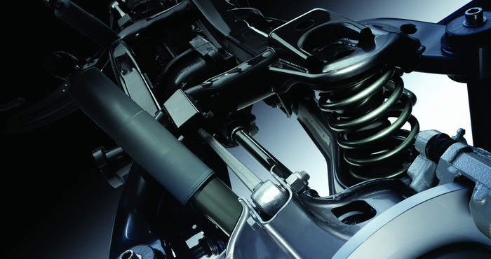 how independent rear suspension works