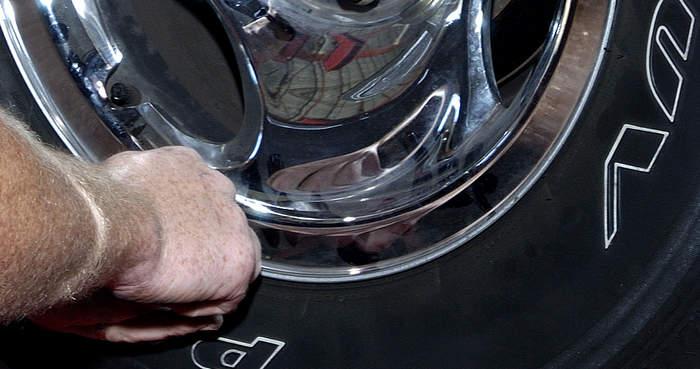 wheel indexing