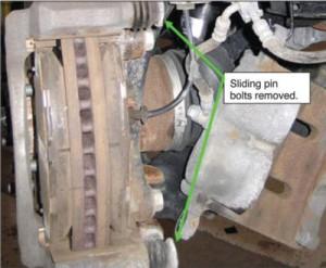 Nissan Titan BRAKE SYSTEM