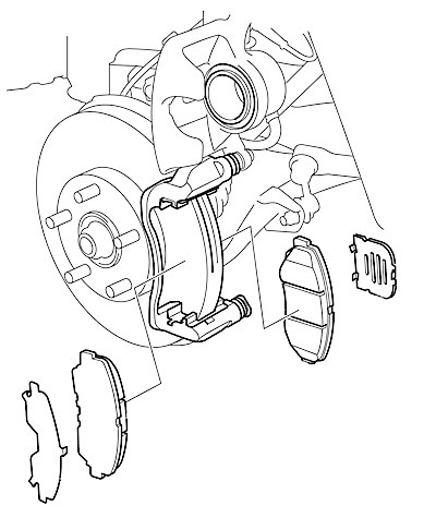 Honda Brakes Diagram