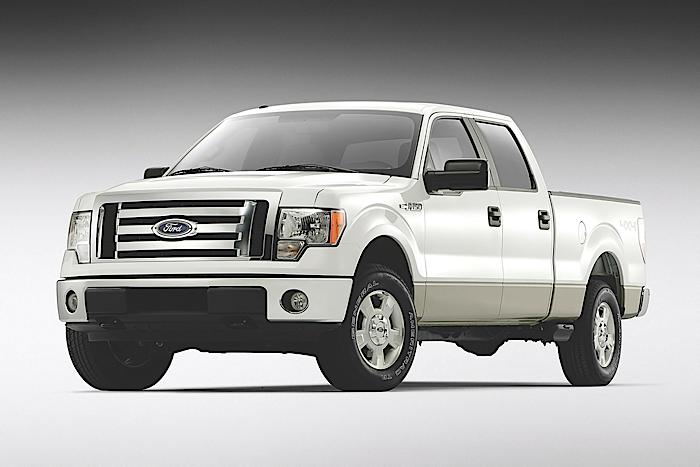 BRAKE JOB: 2009-2014 Ford F150