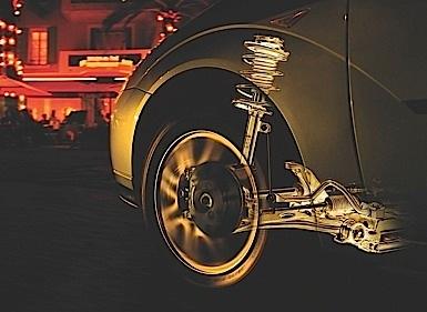 2000 ford focus front suspension