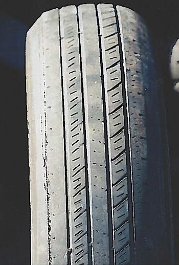 Tire Tread Wear >> Tire Tread Wear Causes And Symptoms