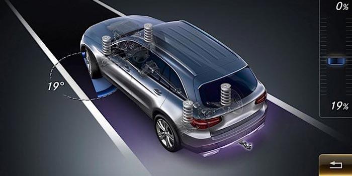 Steering angle sensor software