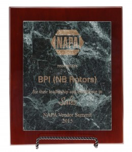 Napa-Sale-Award