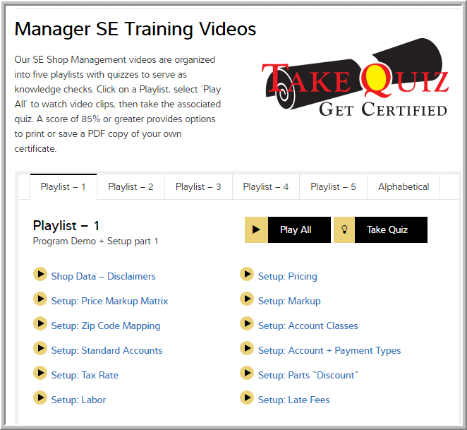 ManagerSE-Training-Videos