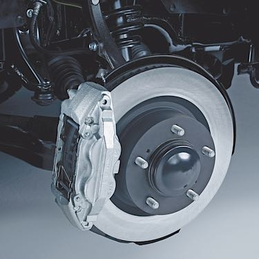 toyota diesel brake 2