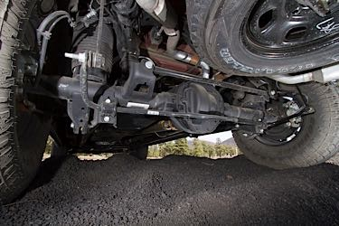 Dodge Ram 1500 Alignment Spec (2009-2015)