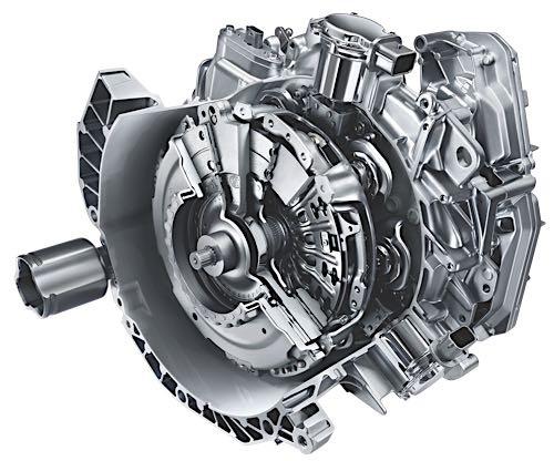 dual clutch transmission ford
