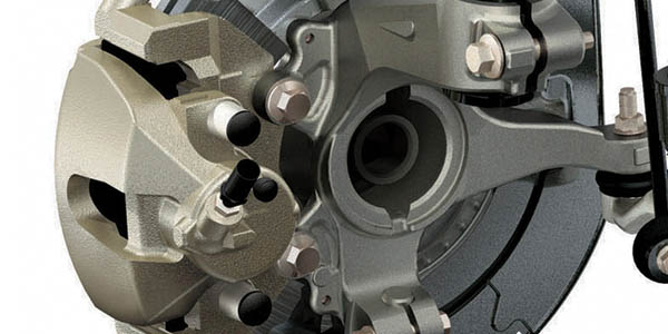 BRAKE JOB: 2004-2009 Mazda3 Pads, Rotors And Parking Brake