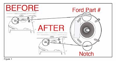 ford lincoln front suspension