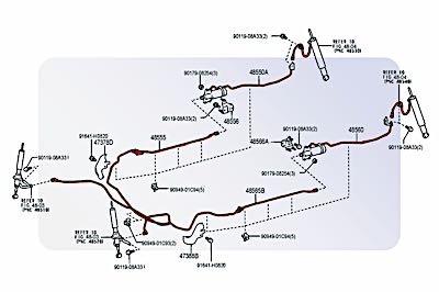 2004 Toyota 4runner Suspension Maintenance Opportunities