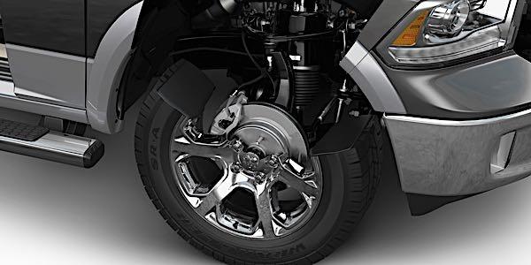 2009 2016 Dodge Ram Brake Job Specifications