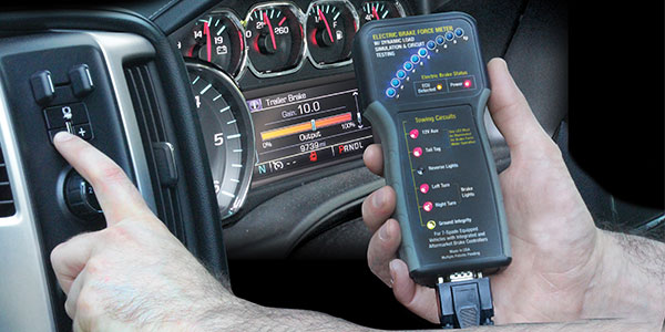 IPA Offers Electric Brake Force Meter For Brake-Controller
