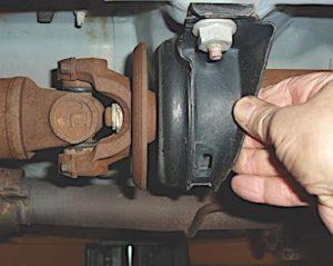 bad propeller shaft