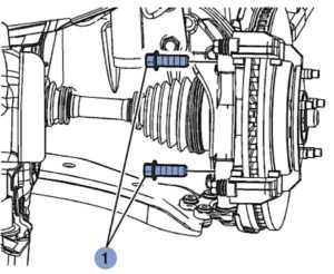 Buick Regal (2011-2016) Brake Pad And Rotor Replacement