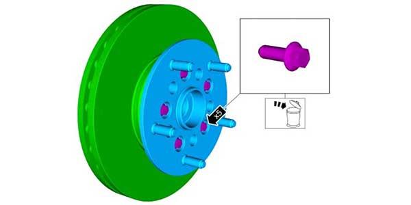 ford f250 rear axle bolt torque