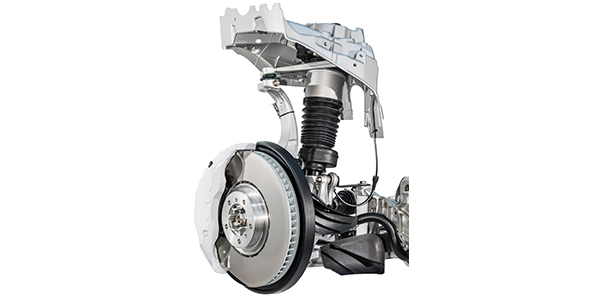 Alignment Specs: 2011-2018 Volkswagen Touareg