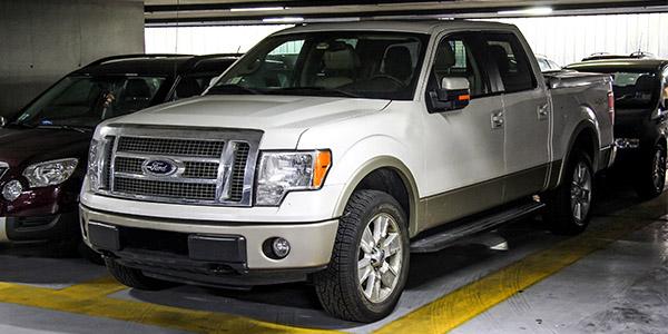 Ford F-150 Truck Brake Job (2009-2014)