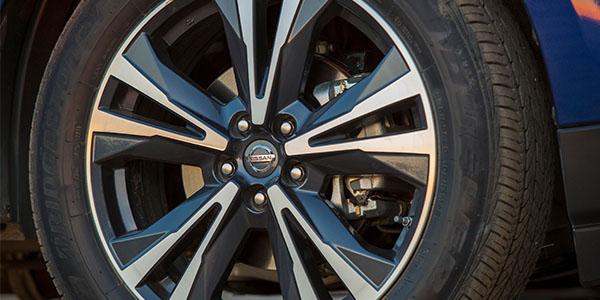 2013 Nissan Pathfinder Brake Job (Fourth Gen)