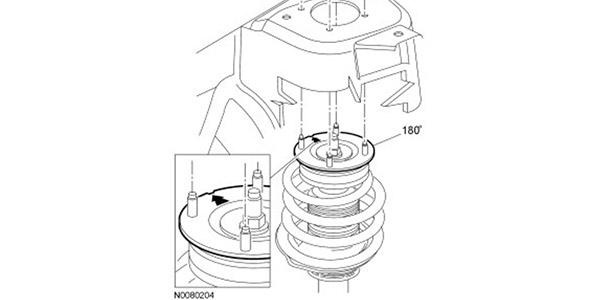 Ford Taurus Alignment Specs