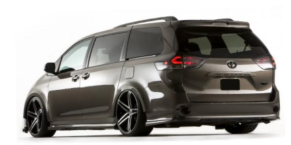 Toyota Sienna Alignment Service