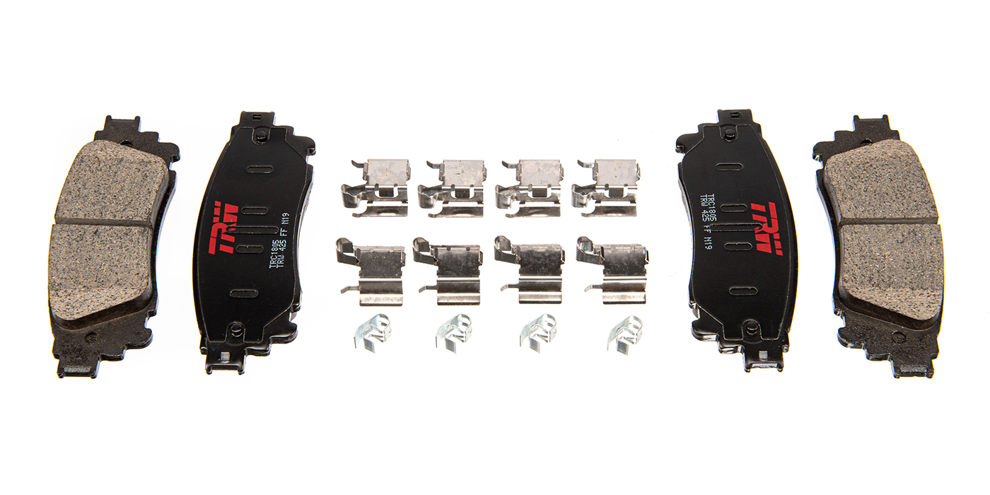 VIDEO: Brake Pads Deconstructed