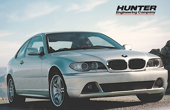 2006 bmw 325i sport package tire size