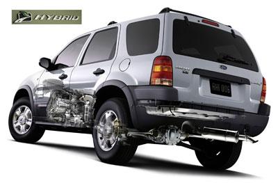 Tech Feature: Ford Hybrid Braking
