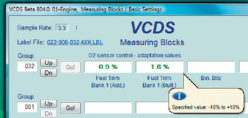Tech Tip: Diagnosing a VW/Audi MAF Failure