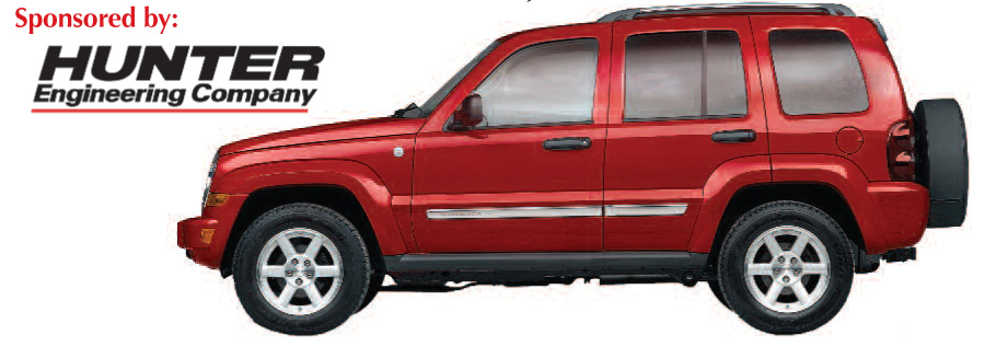 ALIGNMENT & SUSPENSION SPECS: 2002-2010 Jeep Liberty