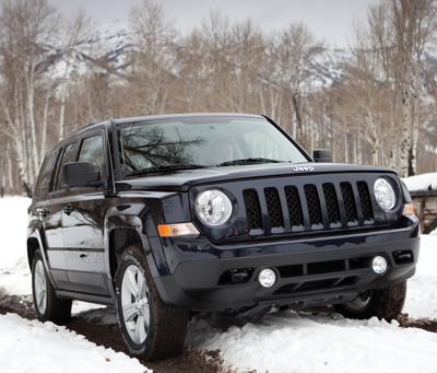 Alignment & Suspension Specs: 2007-2011 Jeep Patriot