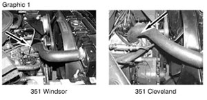 Tech Tip: Identifying Distributors on Ford 351 Engines